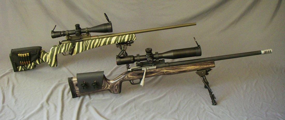 Remington 700 / Savage Gunsmithing